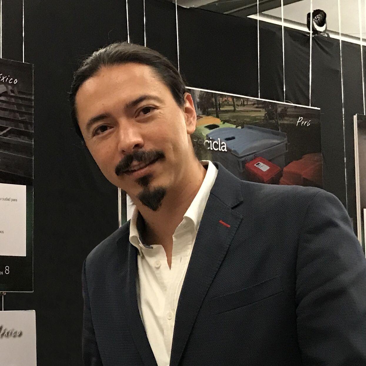 Carlos Mendieta Zerón (foto oficial)